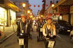 Sunset Chinatown & Little Italy Segway Tour