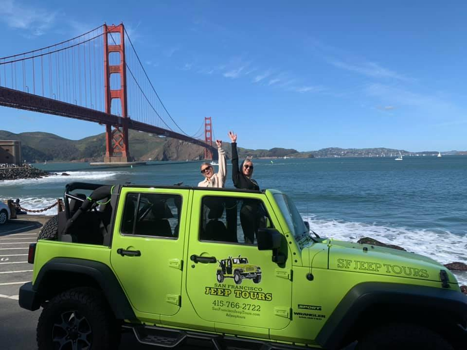 Private Ultimate City Tour with San Francisco Jeep Tours