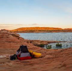 Double Kayak Overnight Rental