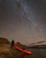Single Kayak Overnight Rental
