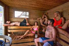 2 Hour Private Sauna Rental Gift Card