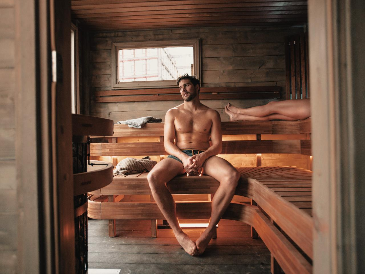 Sauna Drop In 12 Month Membership