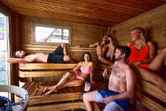 Sauna Drop In 6 Month Membership