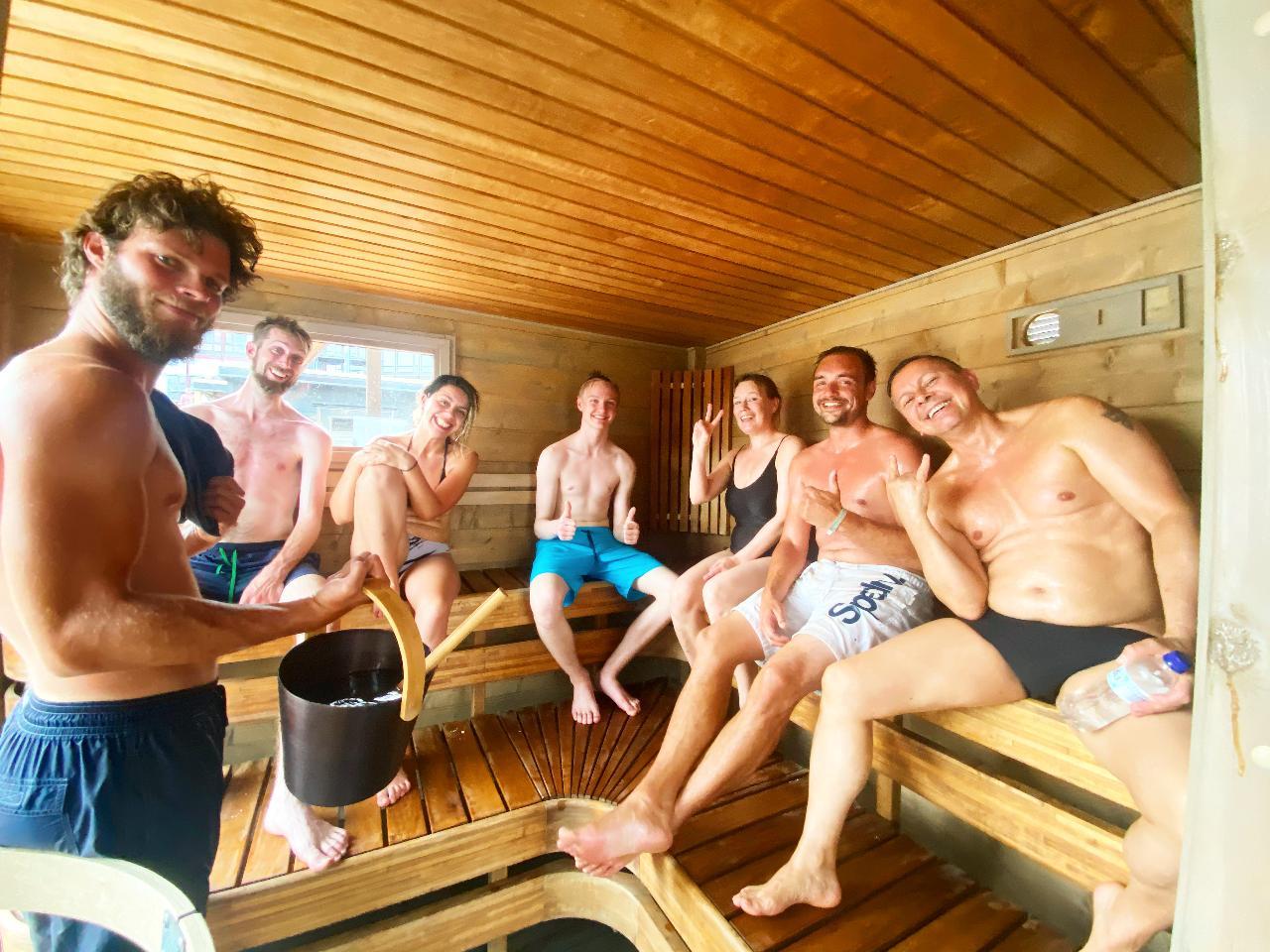 Sauna Drop In 3 Month Membership