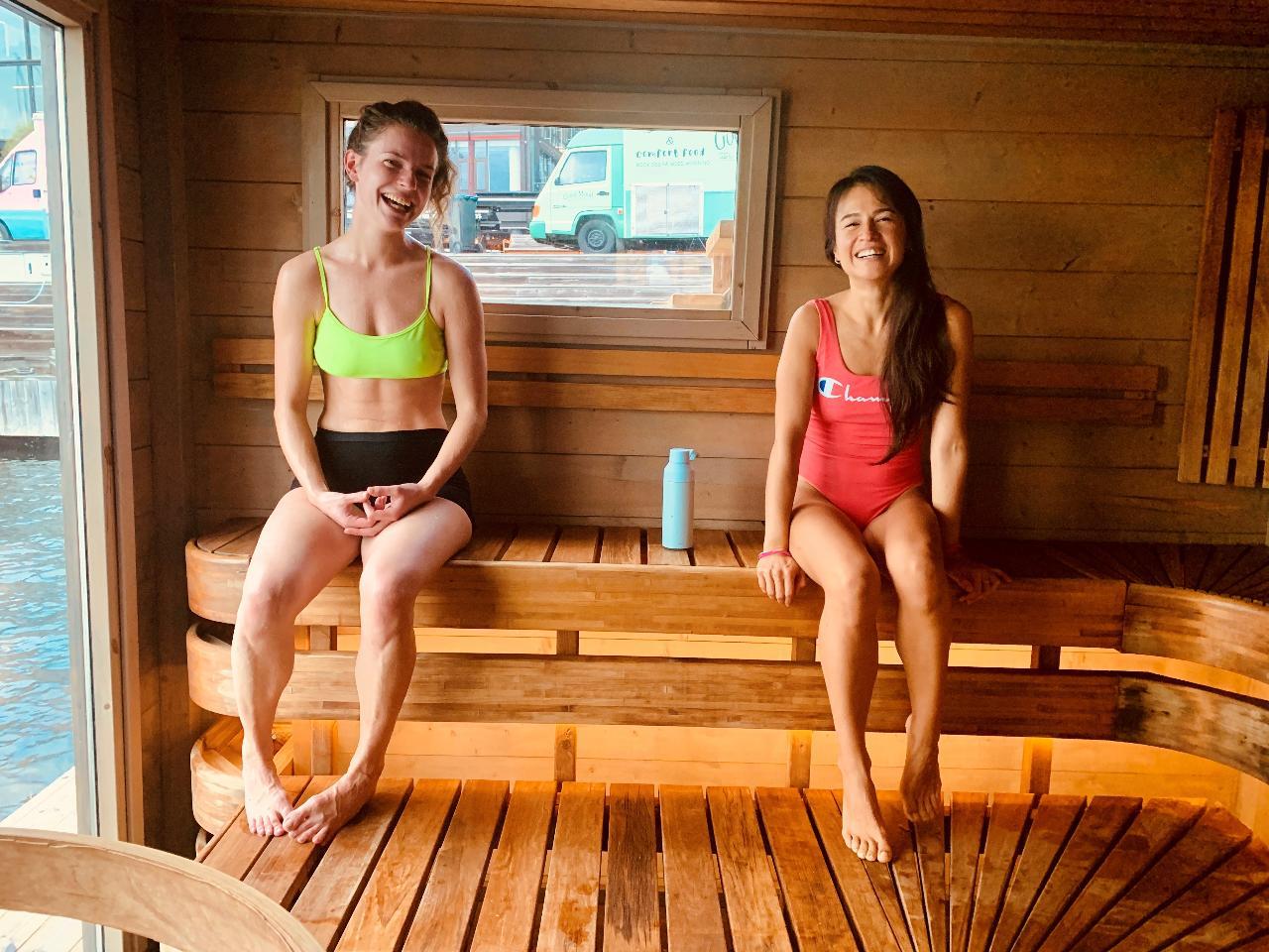 Sauna Drop In Gift Card