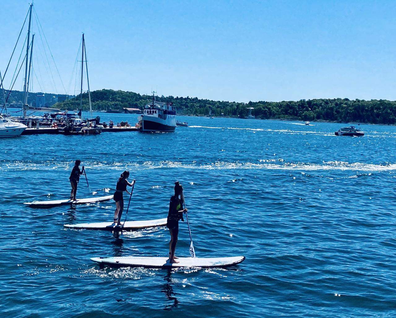 Private SUP Lessons