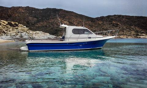 Stelios Boat Tour