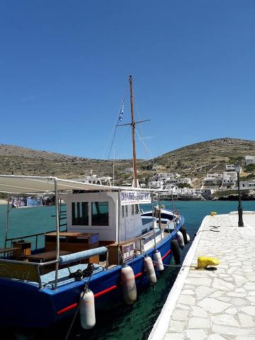 Greek Traditional Boat Tours