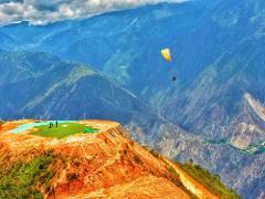 Paragliding & Chicamocha National Park