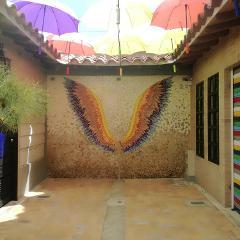 Flower Farm Silleteros and Carmen del Viboral Ceramics