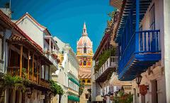 5 Day Caribbean Crown – Cartagena & Surroundings
