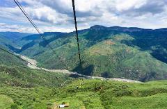 Bucaramanga, PANACHI Canyon Cable Car + Barichara tour