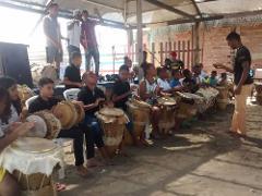 Afro-Colombian Caribbean Drum Workshop