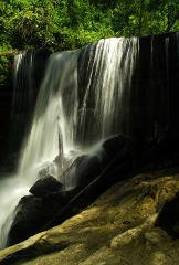 Barichara and Juan Curí Waterfalls