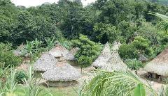 Kogui and Arhuaco Indigenous of Quebrada del Sol
