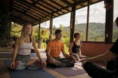 Yoga, Meditation, Spanish Lessons and Medellín
