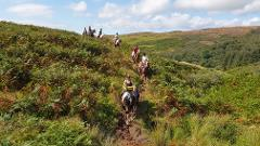 2021 - Kintyre - WEEKEND - Trail Riding