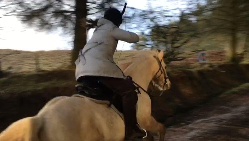 2022 - Kintyre - SHORT BREAK - Horseback Archery