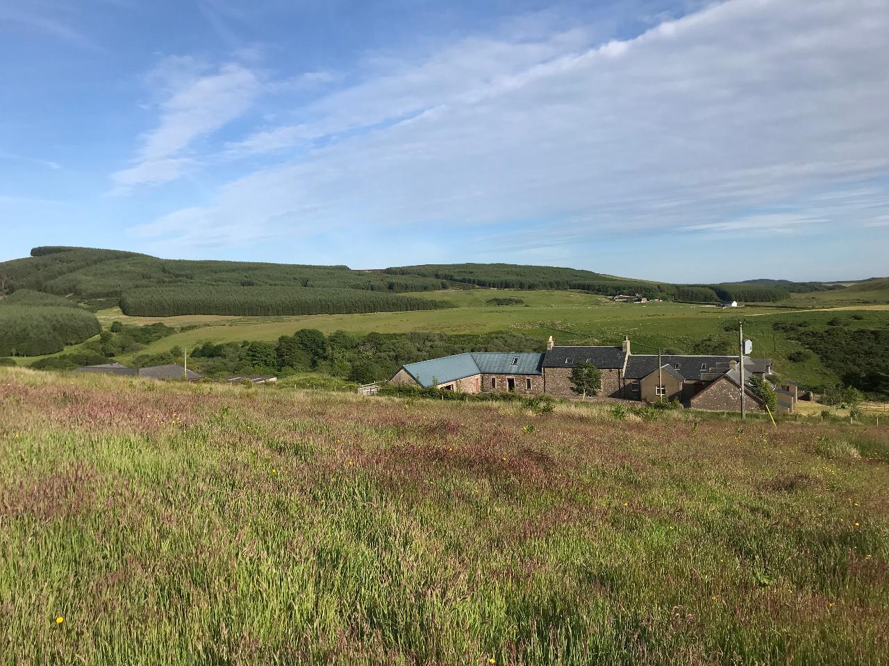 2022 - Kintyre - WEEK - Trail Riding