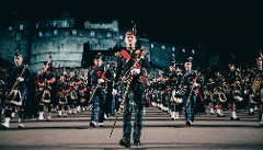 2 Day Sydney Tour Featuring The Royal Edinburgh Military Tattoo