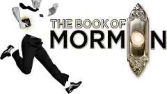 The Book Of Mormon - BOOKED OUT