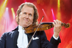 Andre Rieu - Gold Seating  Booked Out