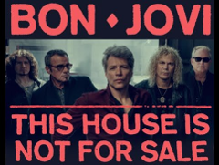 Bon Jovi - Level 3 Seating