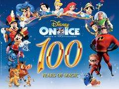 Disney On Ice - Booked Out