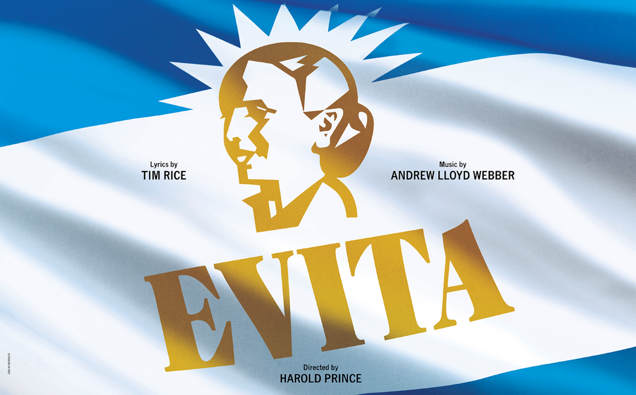 Evita  Booked Out