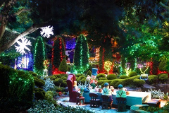 6 Day Hunter Valley Gardens Christmas Lights Spectacular