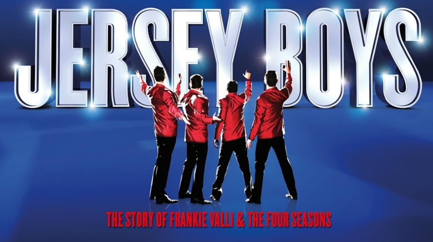 Jersey Boys Booked Out