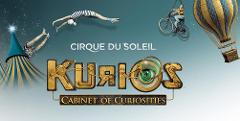 Cirque Du Soleil - Kurios Cabinet of Curiosities