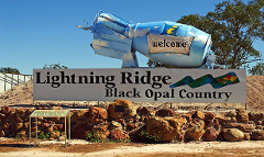 6 Day Lightning Ridge Tour