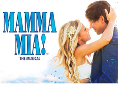 Mamma Mia!  The Musical BOOKED OUT