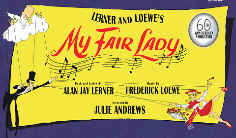 My Fair Lady - 2 Day Melbourne Tour - BOOKED OUT