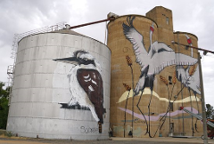 Silo Art Day Tour  Booked Out