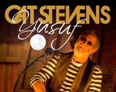 Cat Stevens - Yusuf  A Reserve Seating - BOOKED OUT