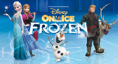 Disney On Ice - Frozen  BOOKED OUT