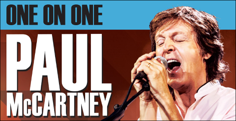 Paul McCartney - BOOKED OUT