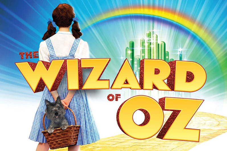 The Wizard Of Oz  BOOKED OUT