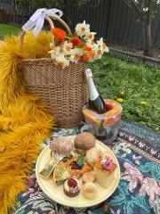 Picnic Date Picnic Rug & Basket Package