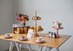 Mobile High Tea at Home - Afternoon Delight Package