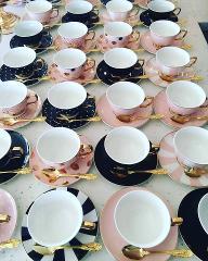 High Tea Crockery Hire