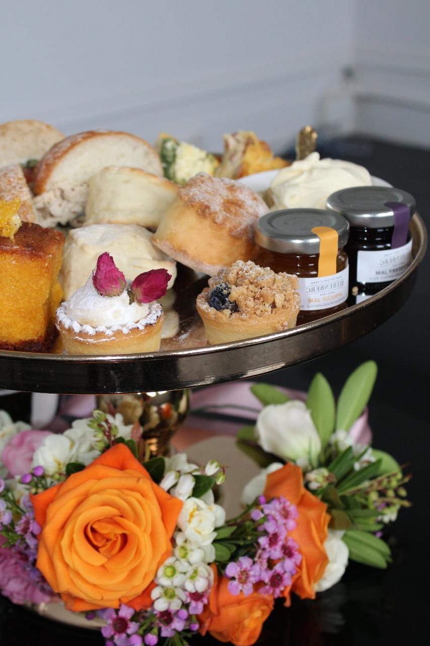 VIRTUAL Mobile High Tea & Flower Crown Workshop