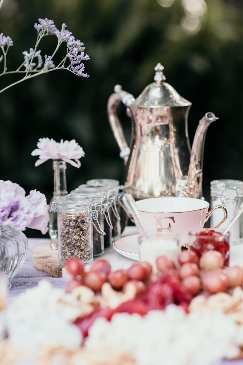 Mobile High Tea at Home - The Duchess Package