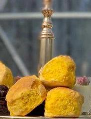 Pumpkin Scone with Truffle Butter Scone Snack Pack, Delivered to Your Door