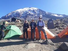 6 Days, 5 Nights Mt. Kilimanjaro Climbing Via Lemosho Route