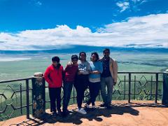 Day tour to Ngorongoro Crater and Game drive from Arusha
