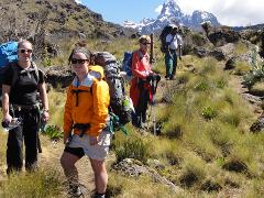 Day Tour To Mt Kenya