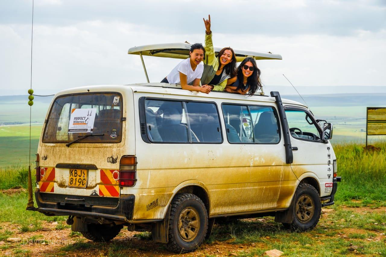 7 Days Amazing Safari to Mara, Nakuru, Naivasha and Amboseli